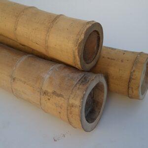 Bambus stokke lyse