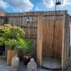 Bambus udebad
