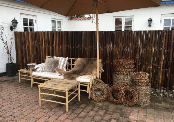 Enggården og bambus