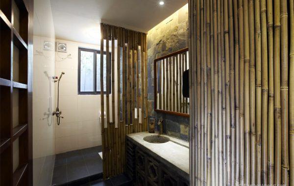 skillevæg badeværelse